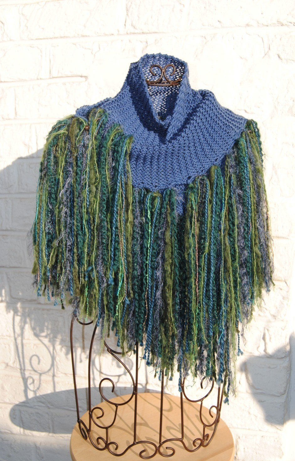 Free Crochet Pattern For Boa Scarf : CROCHET BOA SCARF PATTERN Crochet Patterns