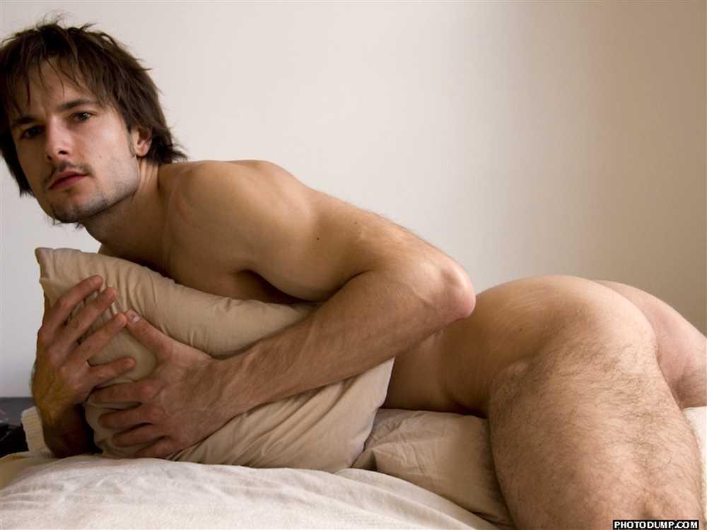 Hairy buff gay sex