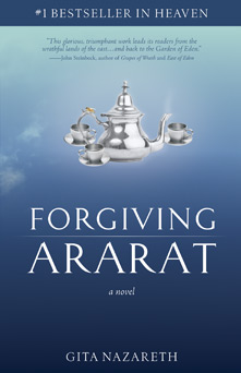 Forgiving Ararat is an awesome book!!