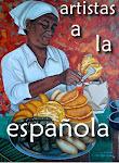 """Grupo en FACEBOOK: """"Artistas a la española"""""""
