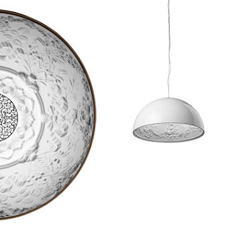 Flos Skygarden Suspension Pendant in White finish