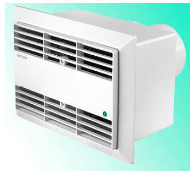 Airflow 07 - Roomvent 100MM Centrifugal Fan - Aidelle, Airflow T (07) - the Airflow 71616301