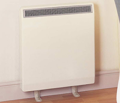 The Dimplex XL12N - XL12 1.7KW Slimline Storage Heater With Manual Input Control