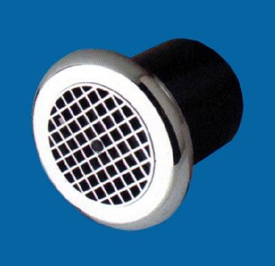 Manrose LP100CTW - Manrose LP100CT 100MM Circular Low Profile Fan With Integral Adjustable Electronic Timer