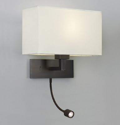 The Astro 0540 wall light - Park Lane wall lamp with LED light included