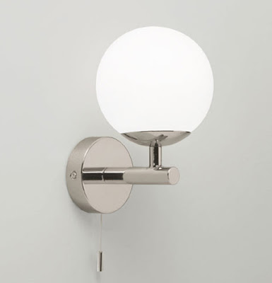 The Astro 0304 California Wall Light - IP44 bathroom wall lamp