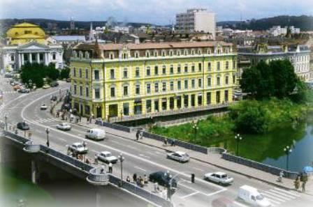 Orasul Oradea judetul Bihor