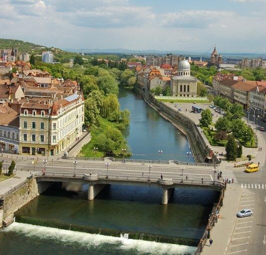 Raul Crisul Repede in Oradea