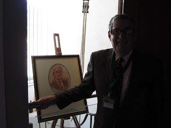 TED MURPHY'S PORTRAIT, FOTA HOUSE