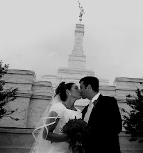 Chris & Molly were married in the LDS Temple in Raleigh NC  on August 12, 2006