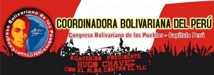 COORDINADORA BOLIVARIANA DEL PERÚ