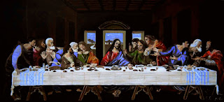 The+Last+Supper The Apple Doesnt Fall Far From The Tree