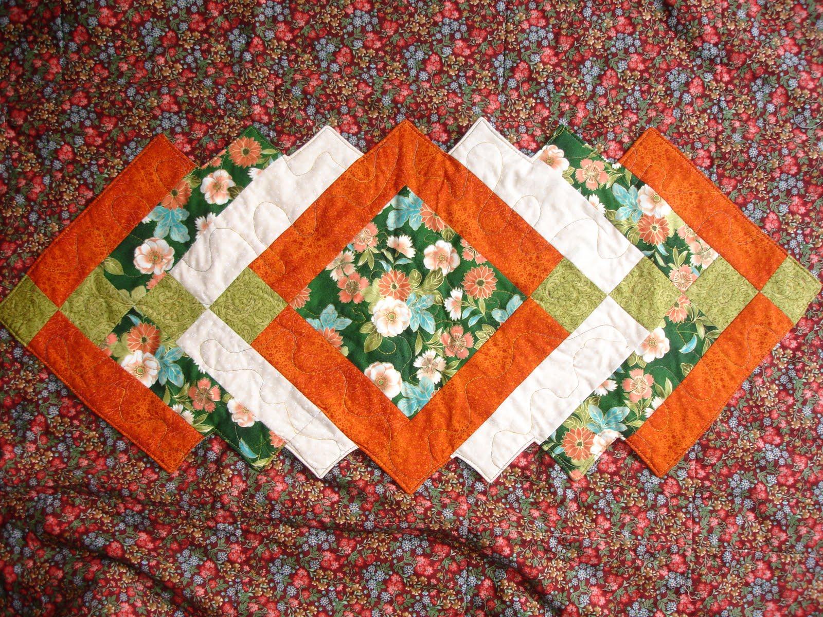 Patchwork lanzarote camino de mesa - Camino mesa patchwork ...