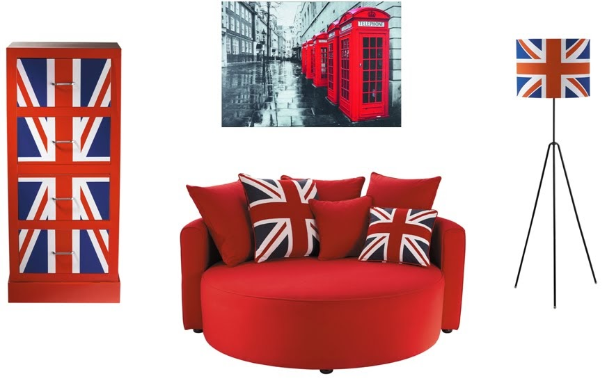 the deco house la d co anglaise. Black Bedroom Furniture Sets. Home Design Ideas
