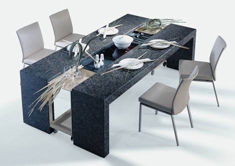 the deco house 3 tables originales. Black Bedroom Furniture Sets. Home Design Ideas