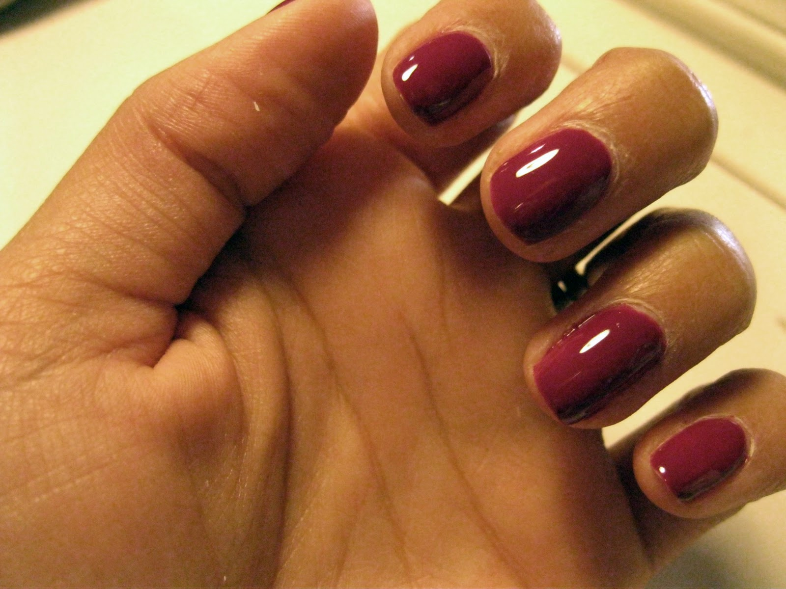 my thrifty chic: Nail it!! How To Do Gel Nails @ Home!!