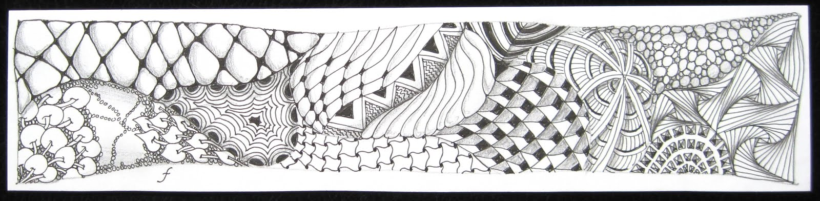 Pattern Play with Pens