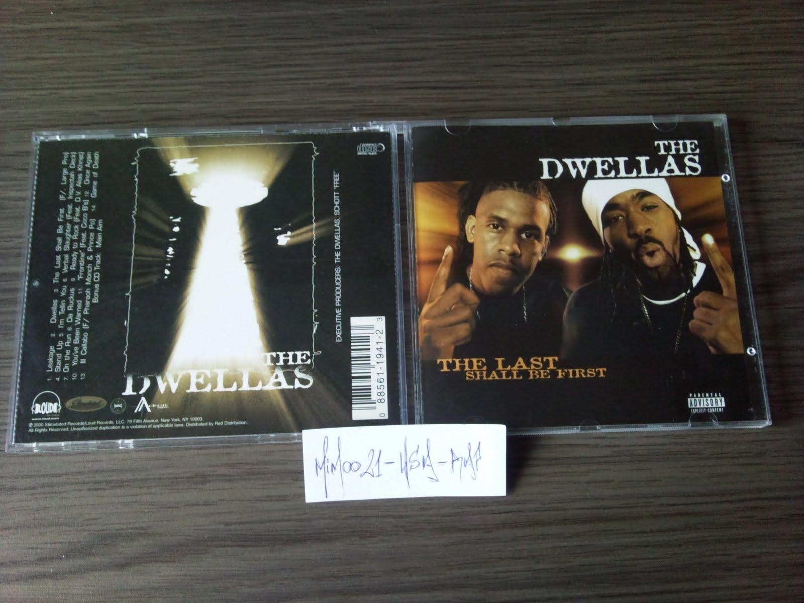 Dwellas, The - Game Of Death / Da Ruckus