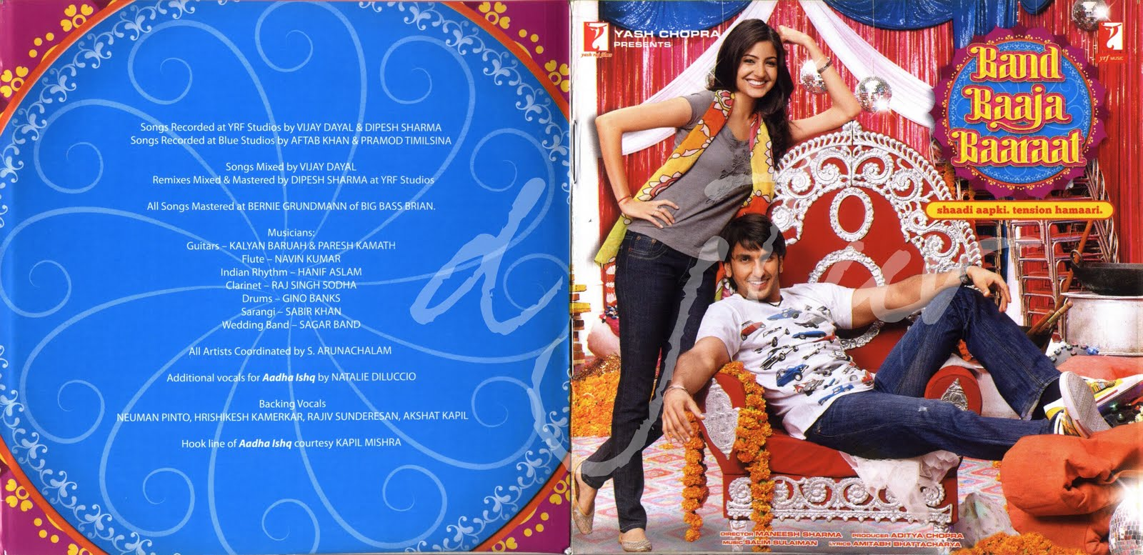 You Can Download Or Play Ainvayi Full Song Band Baaja Baaraat With Best Mp3 New Hindi Movie Free