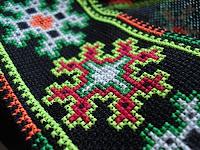 вышивание, вышивка, понятия и термины вышивания, Вышивка крестом, вышивание крестиком