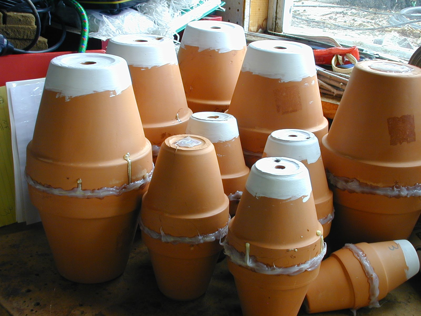 Global Buckets Old Olla Irrigation Clay Pot System