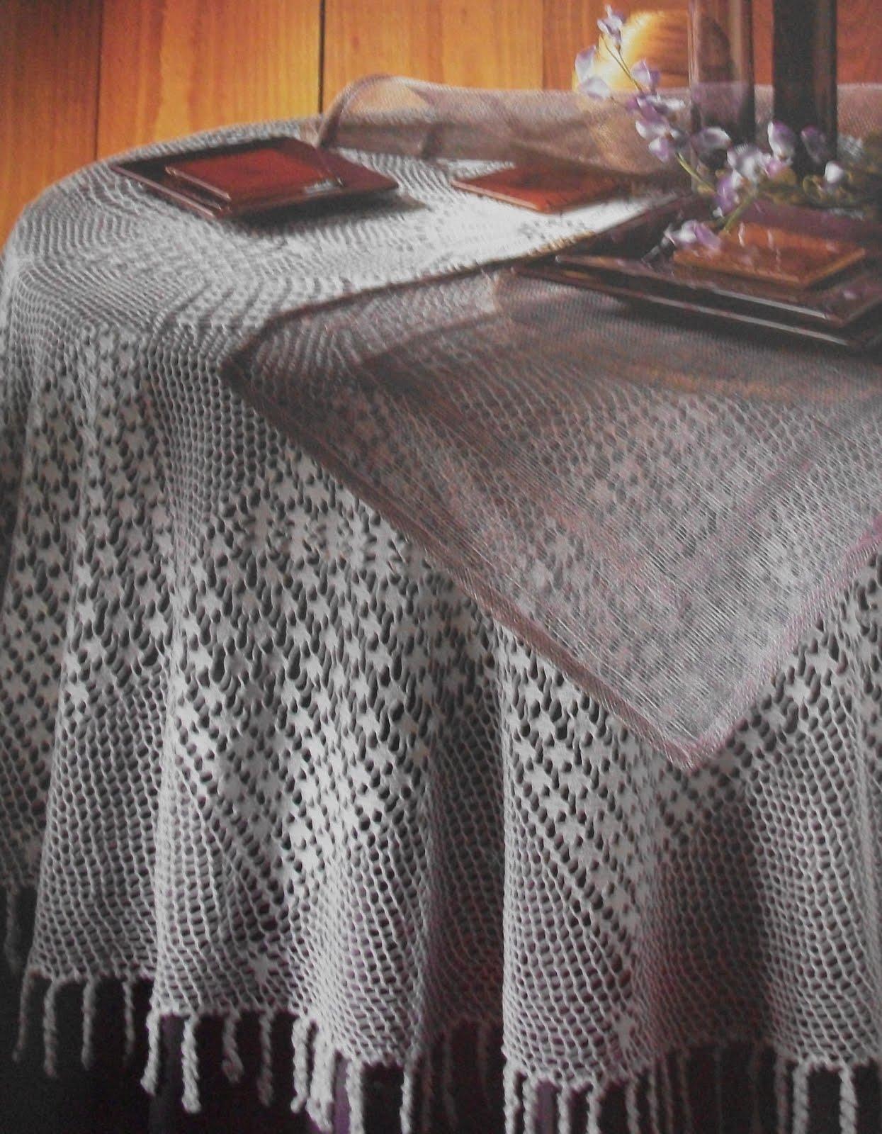 tejidos la chinita mantel para mesa camilla