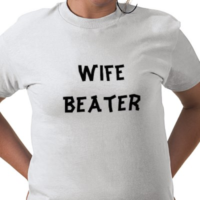 the wife-beater essay