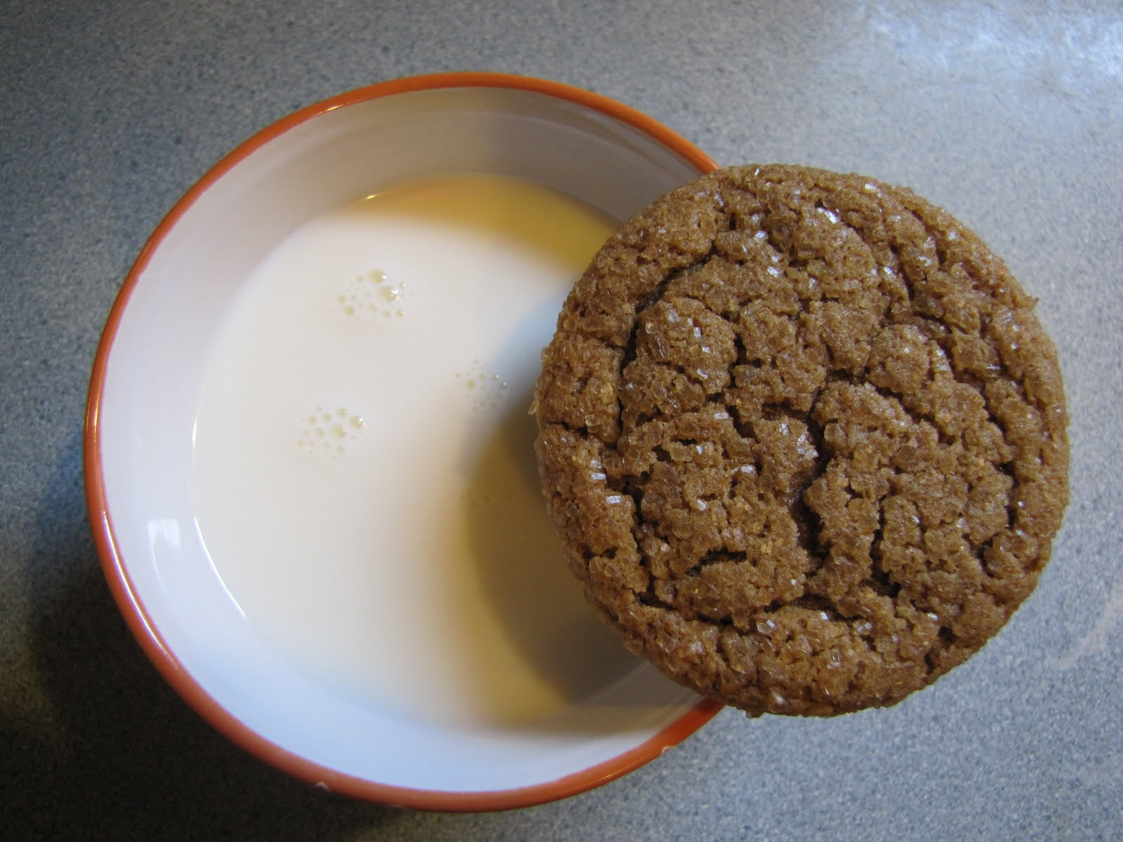 lil Country Sugar: Did You Say Holiday?: Big Soft Ginger Cookies