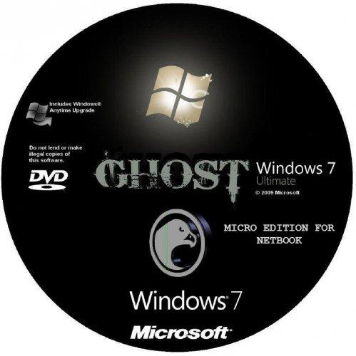 Ghost Windows 7 Ultimate OEM Micro Edition For All Main