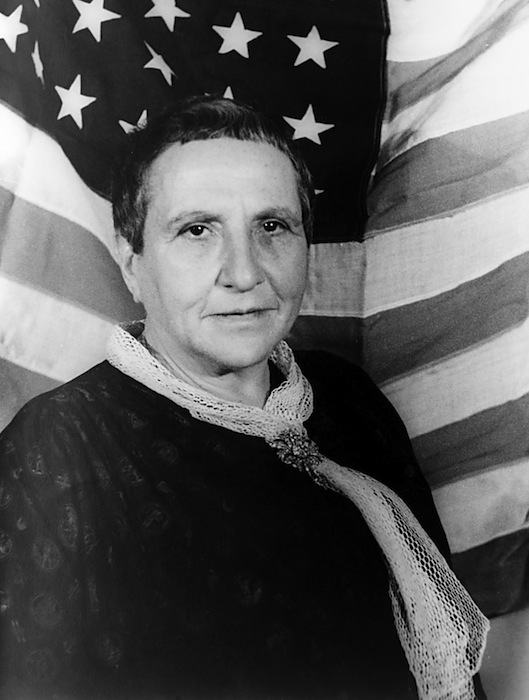 """gertrude stein essay Charles amirkhanian reads an excerpt from gertrude steins """"portraits and repetition"""" which was originally published as part of the author's """"lectures."""