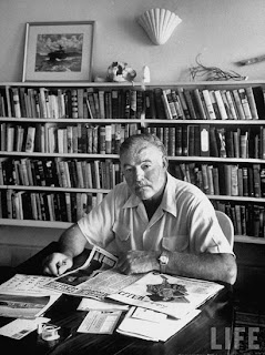 an examination of the life of ernest hemingway in the short story the snows of kilimanjaro Shmoop list of ernest hemingway stories the snows of kilimanjaro and other stories (1961) the short happy life of francis macomber and other stories.