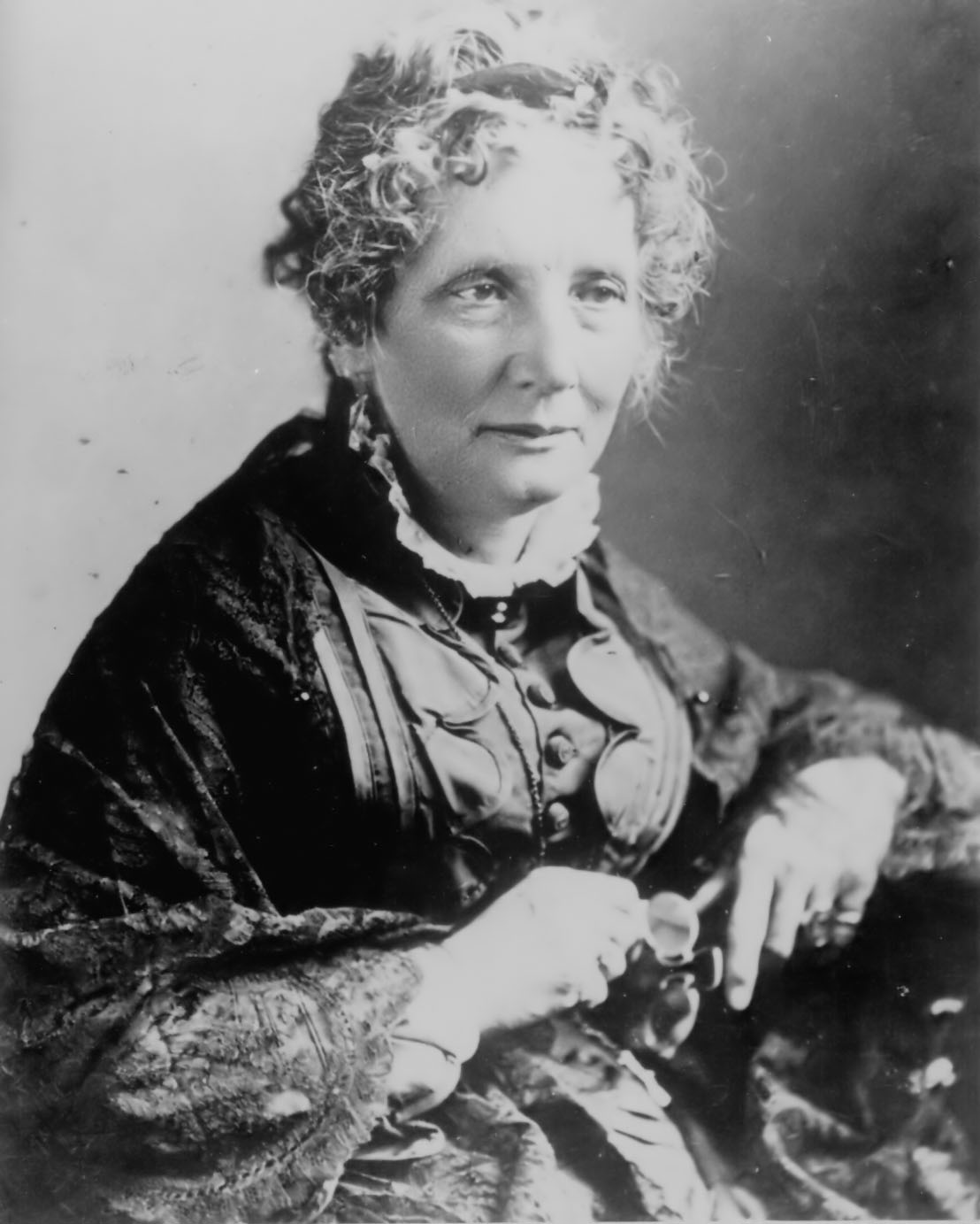 harriet beecher Harriet beecher stowe: harriet beecher stowe, american writer and philanthropist, the author of the novel uncle tom's cabin, which contributed so much to popular feeling against slavery that it is cited among the causes of the american civil war learn more about stowe's life and work.