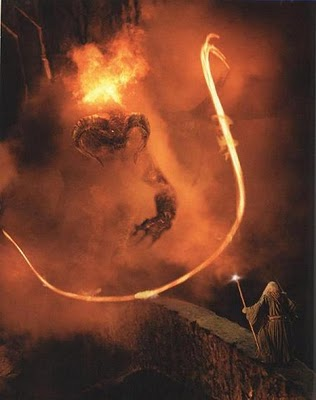 Balrog You Shall Not Pass