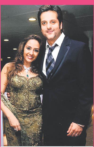 Fardeen Khan with Wife Natasha | Latest Pic - 1 Pics