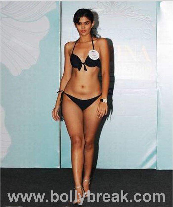 Deeksha Seth Bikini Pics Hot South Scope Calendar Girl