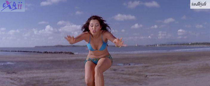 Sophie choudhary in bikini