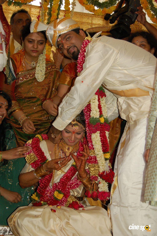 , Rambha Wedding Pics