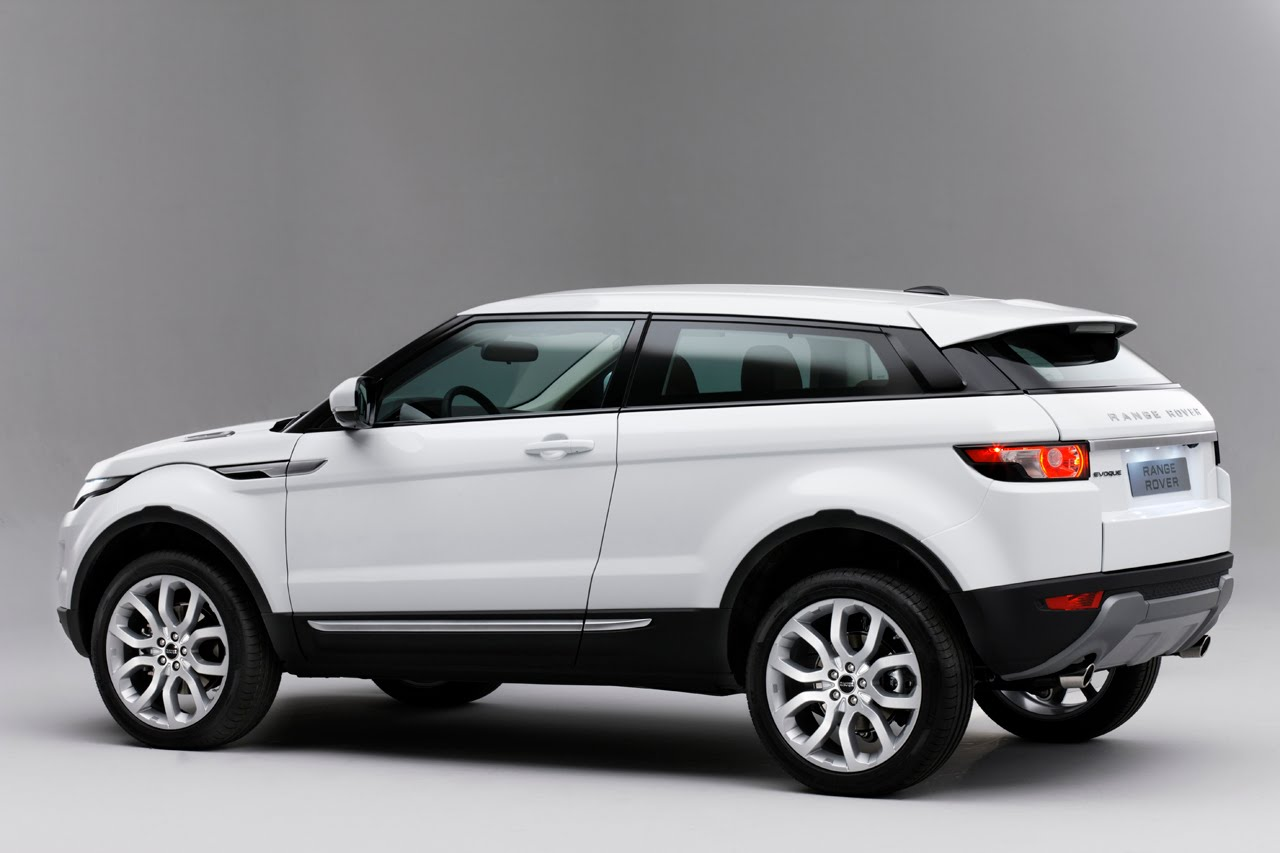 web del autom vil fotos land rover evoque 2012. Black Bedroom Furniture Sets. Home Design Ideas