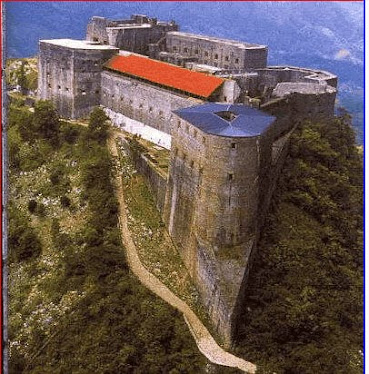 La Citadelle Laferriere in Cap Haitien