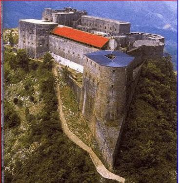 La Citadelle Laferriere in Cap Haitien