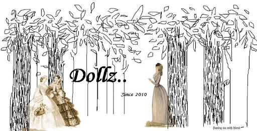 Dollz-PRE-LOVED