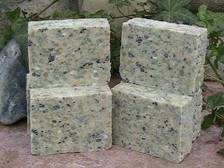 handmade soap Savonara