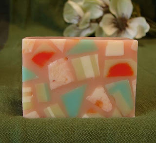 Savonara Mosaic Soap