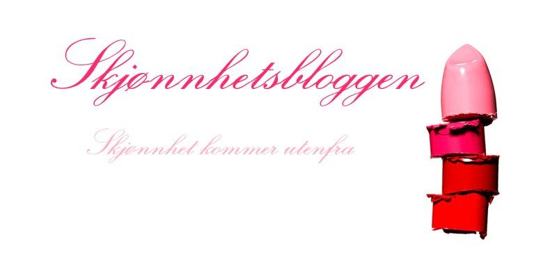 Skjønnhetsbloggen