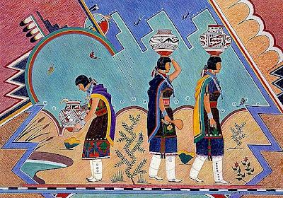 San Ildefonso Pueblo, Gilbert Atencio