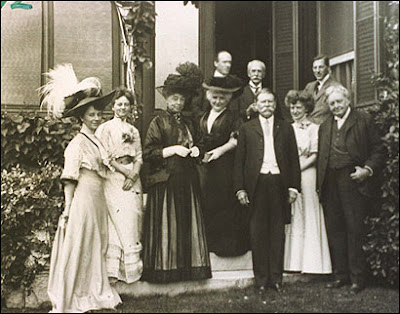 Elm Court House Party, Stockbridge, Massachusetts, 1905