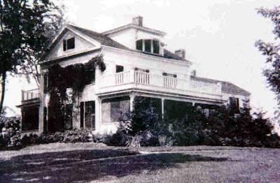 Helen Keller and Annie Sullivan, Wrentham farm