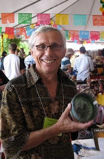 Rustam Usamov, Uzbek Potter