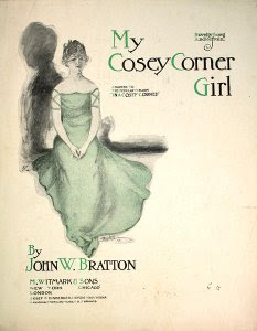 My Cosey Corner Girl sheet music