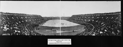 Harvard Yale Football Game 1905
